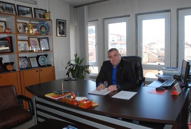 Bozüyük TSO Başkanı Levent, Karekodlu Çek İçin Çağrı Yaptı