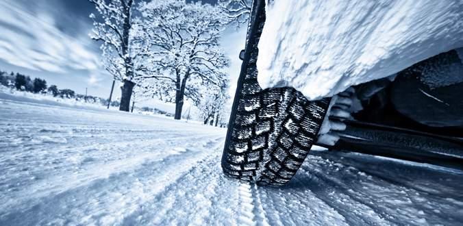 Şoförlere kış lastiği uyarısı