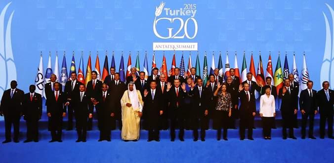 G20 tarihinde ilk terör bildirisi