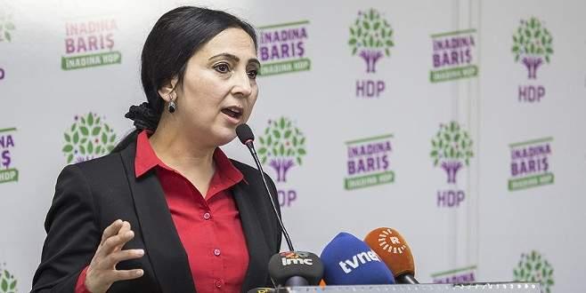 HDP'de yeni yönetim belirlenemedi
