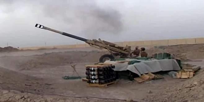 Elbu Hayat bölgesinde IŞİD'e ağır darbe