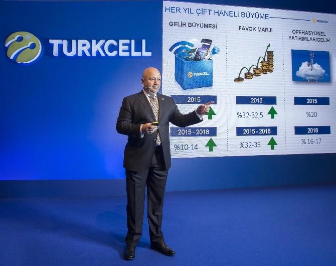 Turkcell Yeni Pazarlara Açılacak