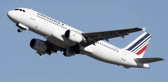 İki Air France uçağına bomba ihbarı