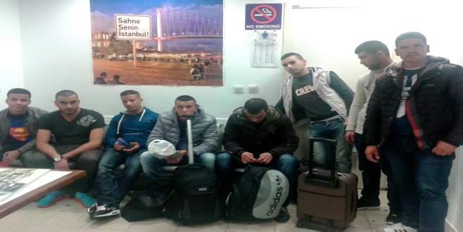 IŞİD operasyonu: 8 gözaltı