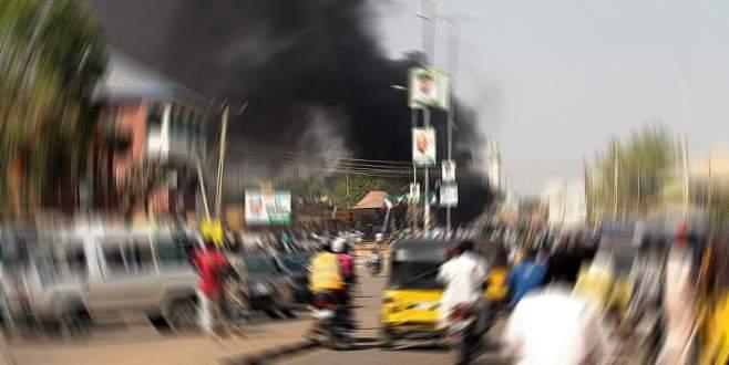 TIR durağında patlama: 32 ölü