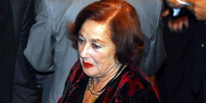 Gazeteci Leyla Umar, son yolculuğuna uğurlandı