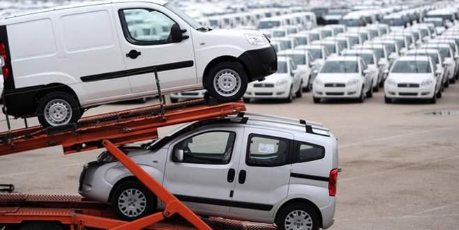 Otomotiv ihracatı euro bazında yüzde 10 büyüdü