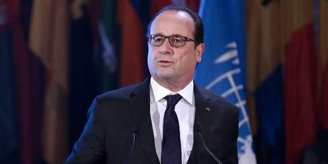 Fransa'da olağanüstü hal 3 ay sürebilir