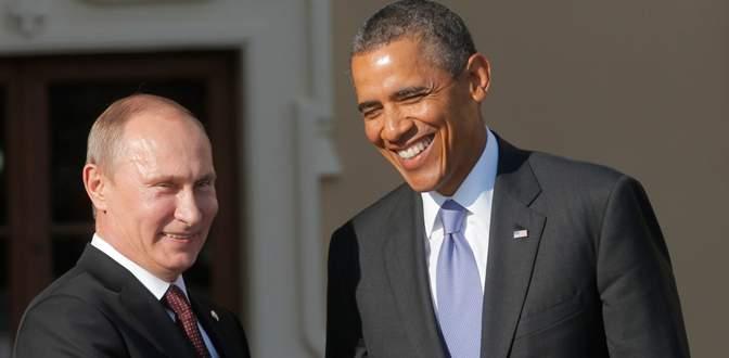 Obama: Putin, yapıcı bir partner