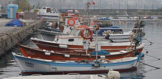 Balıkçı teknesine 138 milyon lira