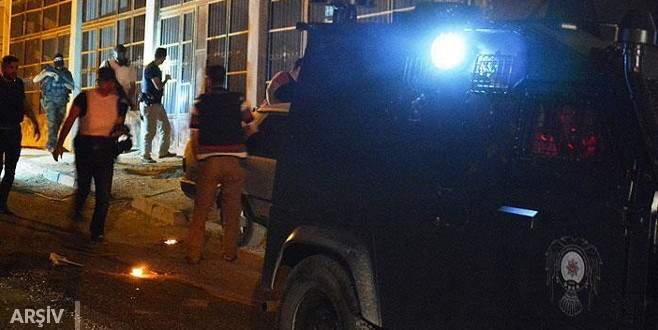 İzmir'de DHKP-C operasyonu