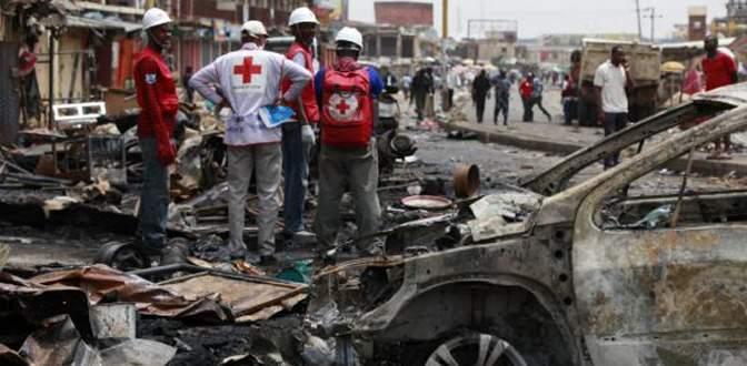 İntihar saldırısı: En az 15 ölü