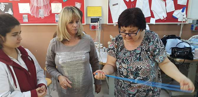 Slovak öğretmenler Mudanya'da