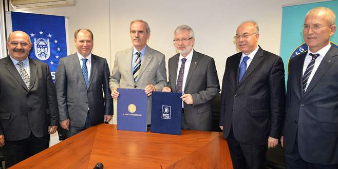 Uludağ Üniversitesi ile MBB güçlerini birleştiriyor