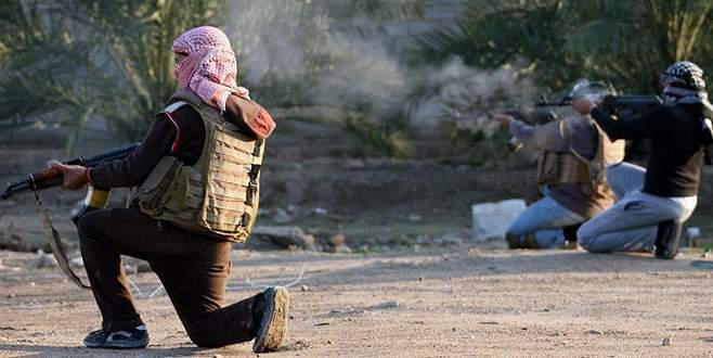 IŞİD'den 'casusluk' infazı