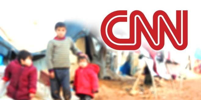 CNN muhabiri açığa alındı