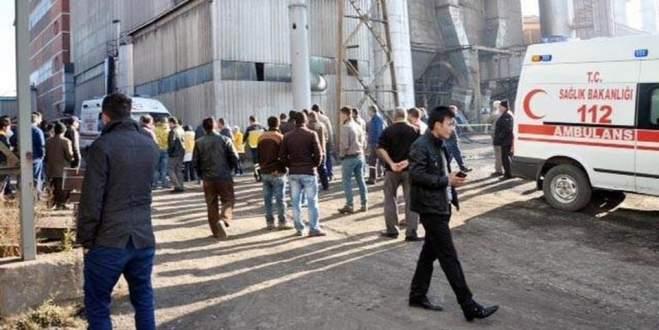 Yozgat Şeker Fabrikası'nda patlama: Yaralılar var