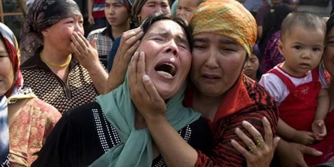 Sincan Uygur Özerk Bölgesi'nde 28 kişi öldürüldü