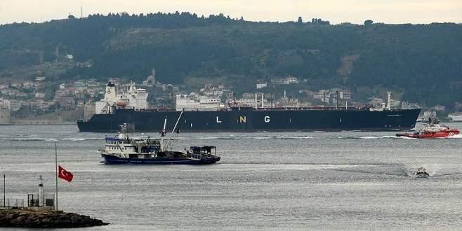Ukrayna, Türkiye'nin LNG terminalini kullanmak istiyor