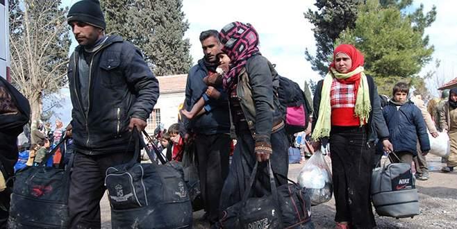 Sınıra Türkmen akını