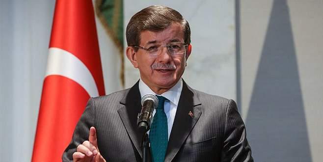 Başbakan Davutoğlu Türkmenler için talimat verdi