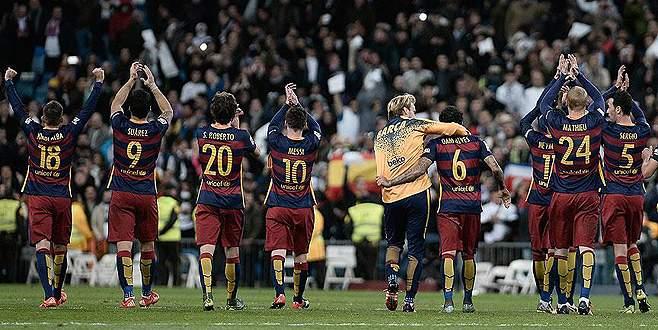 Barcelona, Real Madrid'i dağıttı!