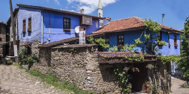 Bursa UNESCO Derneği'nden Cumalıkızık'ta 'Küpeli Ev'