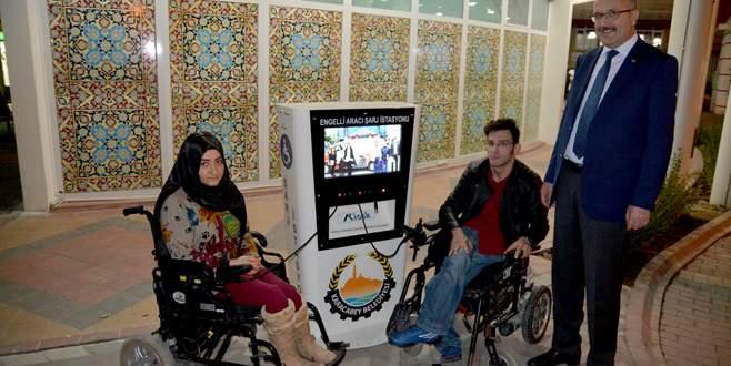 Engelliler için engelsiz Karacabey