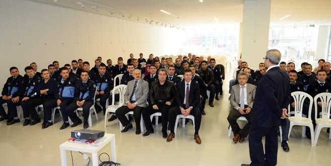 300 personele hizmet içi eğitim