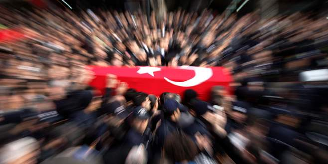 PKK'lıların yaraladığı komiser yardımcısı şehit oldu