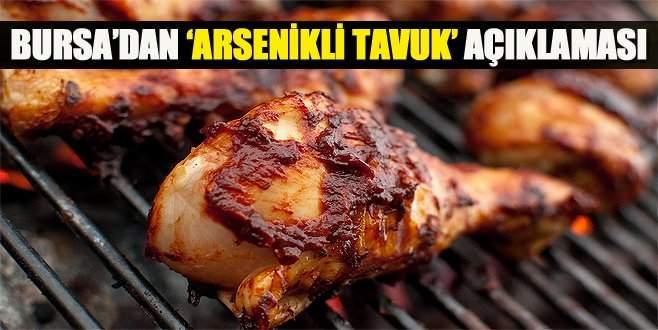 Arsenikli tavuk iddialarına akademik yalanlama