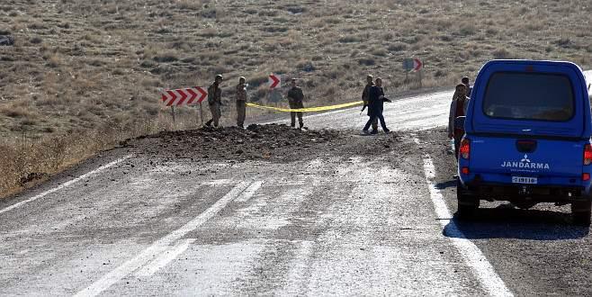 Askeri araca bombalı tuzak: 6 asker yaralı