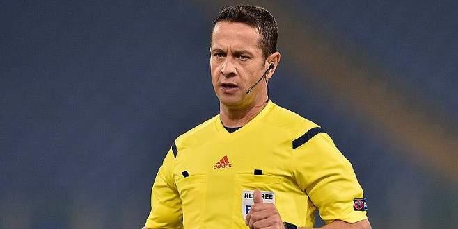 UEFA'dan hakem Halis Özkahya'ya görev