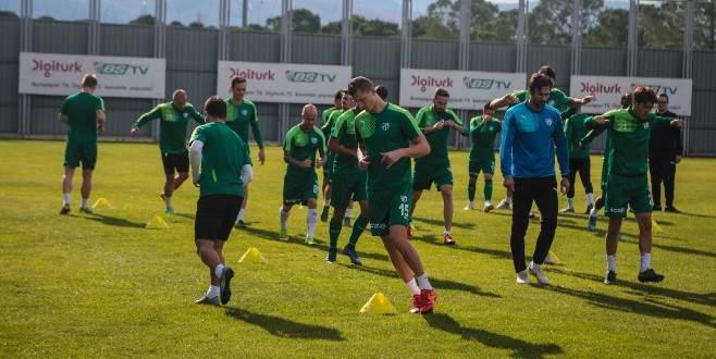 Timsah'a Kayserispor maçı öncesi iyi haber