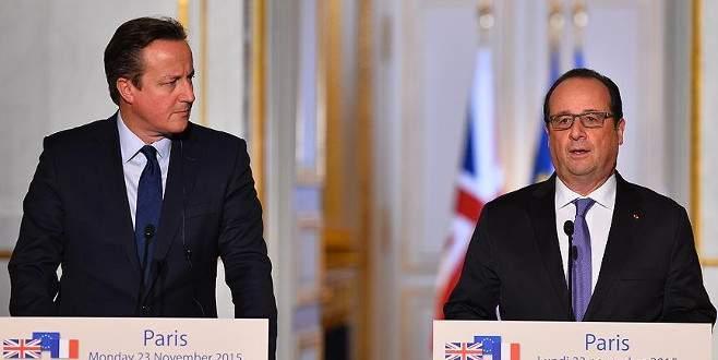 İngiltere Fransa'ya Kıbrıs'taki Üssü'nü açıyor