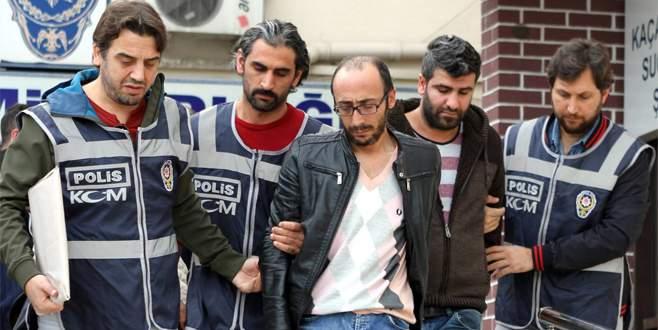 Bursa'daki sahte içki operasyonunda 2 kişi adliyede