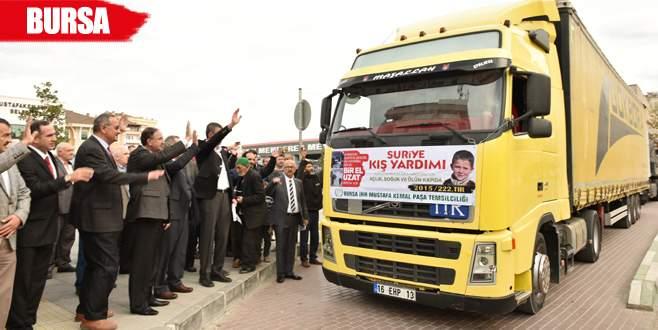 Türkmenlere yardım seferberliği
