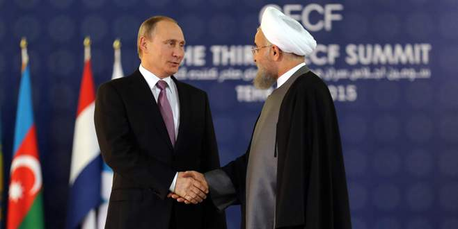 Putin Tahran'da