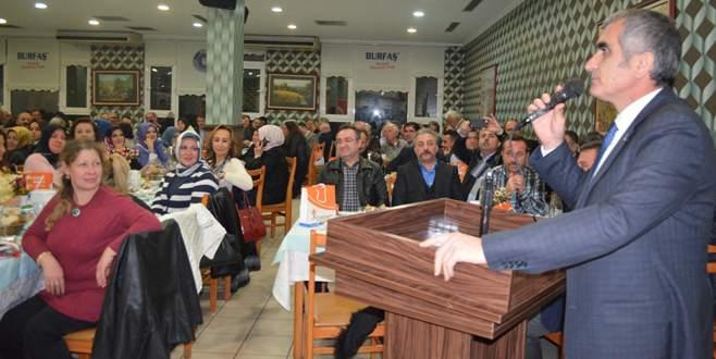 Celil Çolak: Nilüferliler gerçeği görmeye başladı