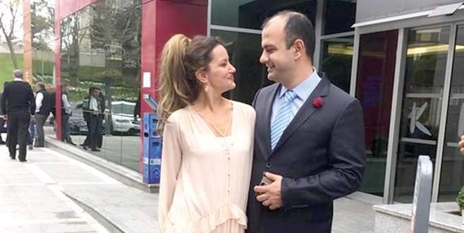 Yıldız evlendi