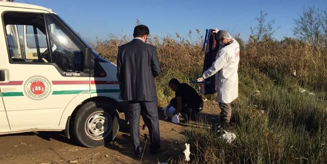 Irmakta çocuk cesedi bulundu