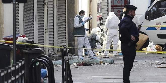 Paris'te bir şok daha: Patlayıcı kemer bulundu