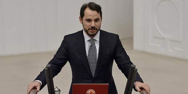 Berat Albayrak Enerji ve Tabii Kaynaklar Bakanı oldu