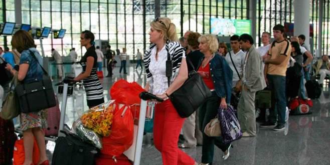Turizm sektörüne kötü haber