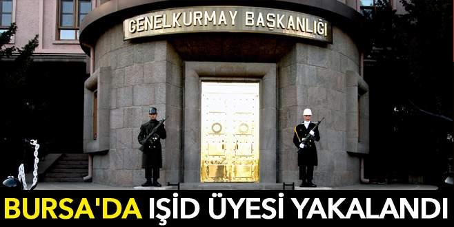 Bursa ve Kilis'te 4 IŞİD üyesi yakalandı