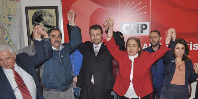 İnegöl CHP'de Büyükışıklar aday