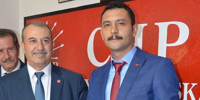 CHP Mudanya'da ikinci aday Yıldırım
