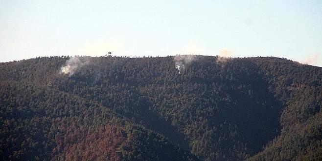 Kızıldağ tepesi yeniden Esad güçlerinde!