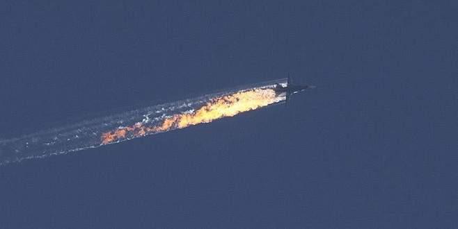Almanya: Rus jetinin ihlali 17 saniye sürdü