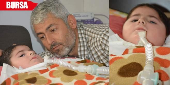 Muhammet'in hayatı yurt dışından gelecek aşıya bağlı